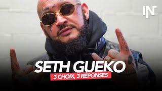 """Seth Gueko : """"Je demande Angèle en mariage"""""""