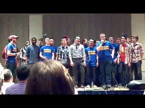 Good Old A Cappella - Spring Concert 2014