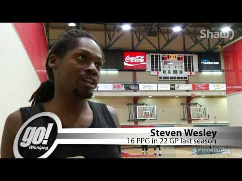 Wesmen Men's Basketball 2013/2014 Season