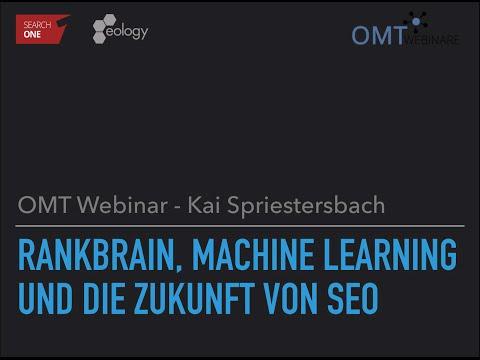 Webinar RankBrain, Machine Learning und die Zukunft v ...