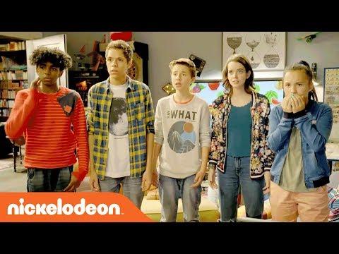Hunter Street's Season 2:  'A Brand New Mystery' Official Sneak Peek 🔍 | Nick (видео)