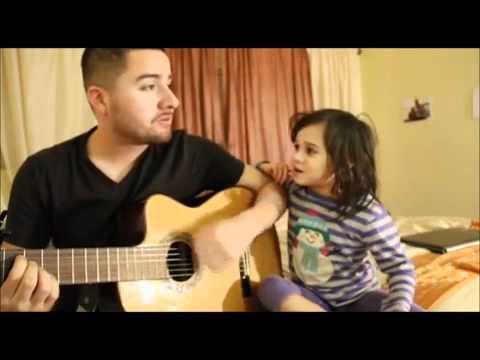 Niesamowity duet Ojca z córką !
