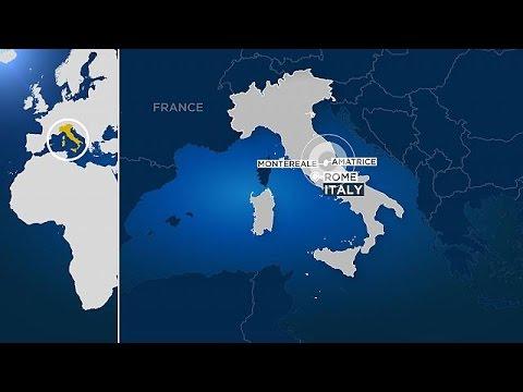 Τρεις σεισμοί άνω των 5 Ρίχτερ ταρακούνησαν την κεντρική Ιταλία