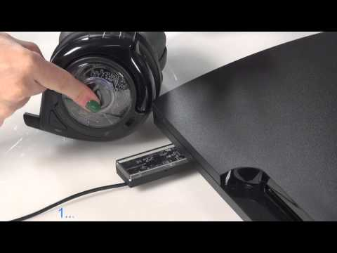 How to pair wireless head - How to re-pair the USB transmitter for the Afterglow Wireless Headset. For more information please visit www.AfterglowGaming.com 'Like' Afterglow on Facebook...