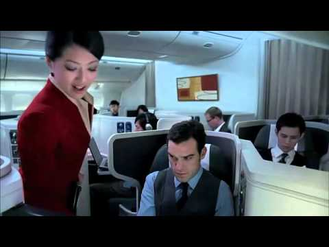 Cathay Pacific - The new Business Class - Multiport Connector