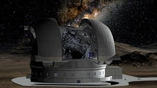 Next Generation Telescopes To Solve the Biggest Mysteries of the Universe