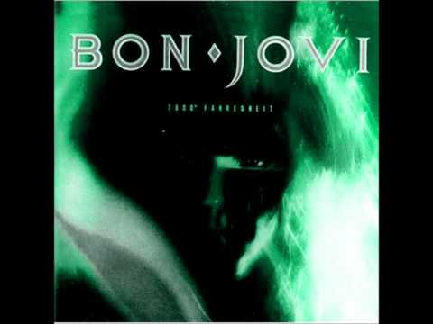 BON JOVI - Secret Dreams (audio)