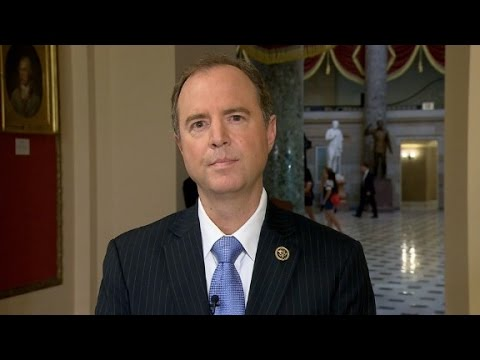 Schiff got a 'queasy feeling' from Obama's AG