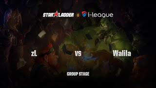 RNGzL vs Walila, game 1