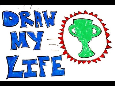Draw My Life – Game Theory, MatPat, and YOU!