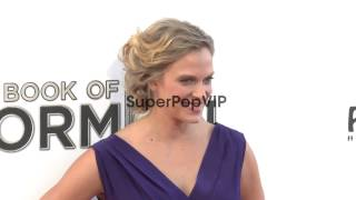 Vinessa Shaw at The Book Of Mormon Los Angeles Opening Night on 9/12/12 in Los Angeles, CA Thanks for watching this video!