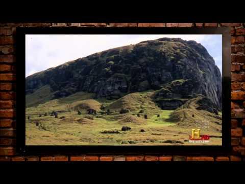 Ilha da Páscoa - As estátuas da Ilha de Páscoa foram criadas e transportadas por alienígenas no passado? Assista e responda você mesmo. Referências: http://ancientaliensdebun...