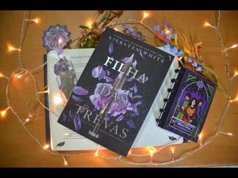 FILHA DAS TREVAS - KIERSTEN WHITE | Mil e Um Capítulos