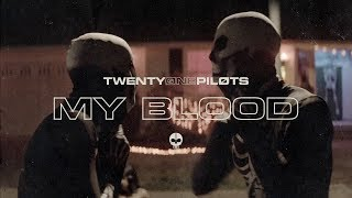 Video twenty one pilots - My Blood (Official Video) MP3, 3GP, MP4, WEBM, AVI, FLV Januari 2019