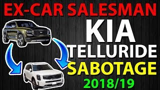 KIA Telluride Disappointment