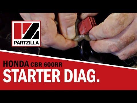 Video How to Diagnose Starter Problems on a Honda CBR 600 RR   Partzilla.com download in MP3, 3GP, MP4, WEBM, AVI, FLV January 2017