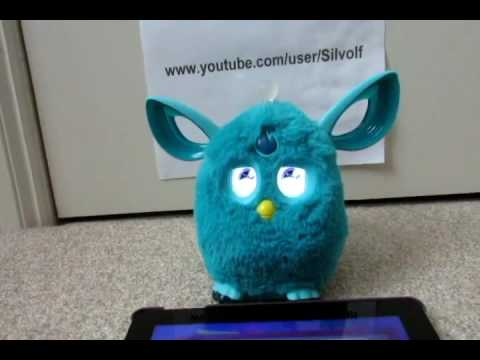 Furby Connect With App First Look! (Part 1)
