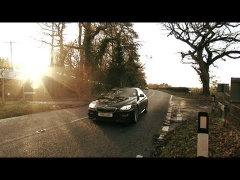 BMW 640d M Sport Review – Fifth Gear Web TV