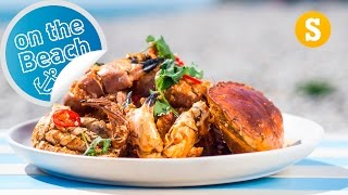 Singapore Chilli Crab: Out of the City by SORTEDfood