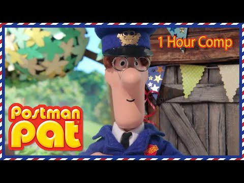 Postman Pat Special Delivery 1 Hour Compilation   Full Episode