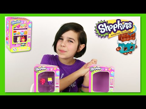 special - Shopkins - Vending Machine Storage Tin with Special Exclusives. Thank you for watching! RadioJH Auto! https://www.youtube.com/RadioJHAuto RadioJH Games!