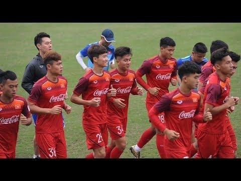 U23 Việt Nam xin đừng sợ... Cứ xông pha đi rồi niềm vui sẽ lại đến như Thường Châu năm nào - Thời lượng: 10 phút.