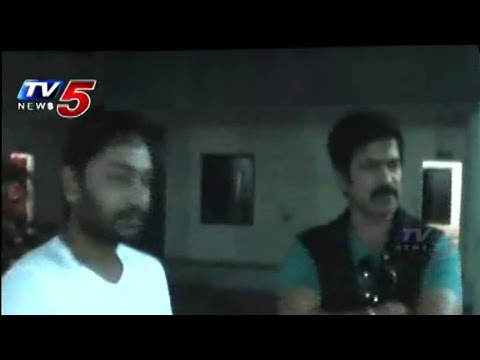 Actor Brahmajis Son Attacked By MLA Followers : TV5 News