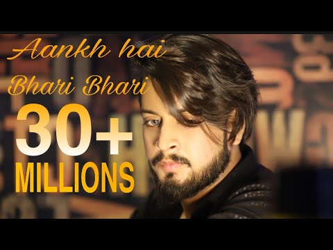 ANKH HAIN BHARI BHARI (cover song) BY RAJVEER PAREEK
