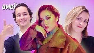 Video Foreigners react to the new music video of Wang Ju, China's Beyonce MP3, 3GP, MP4, WEBM, AVI, FLV Desember 2018
