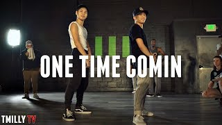 Download Lagu YG - One Time Comin' - Choreography by Melvin Timtim - ft Sean Lew - #TMillyTV Mp3