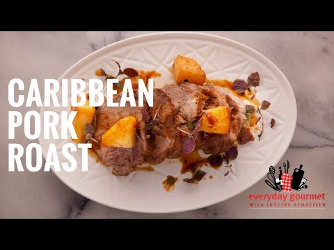 Tefal Caribbean Pork Roast | Everyday Gourmet S6 E2