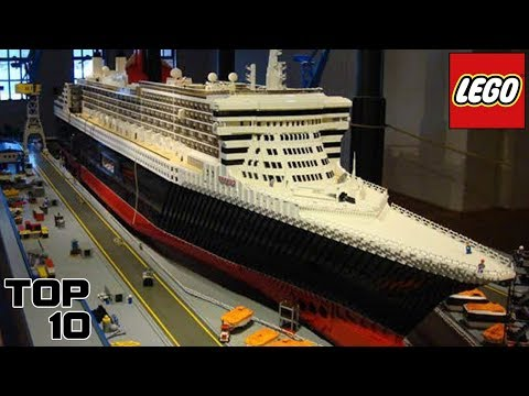 Video Top 10 Insane Lego Creations download in MP3, 3GP, MP4, WEBM, AVI, FLV January 2017