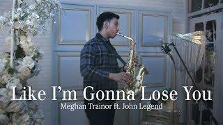 Video Like i'm gonna lose you (Meghan Trainor ft John Legend) alto saxophone cover by Desmond Amos MP3, 3GP, MP4, WEBM, AVI, FLV Desember 2018