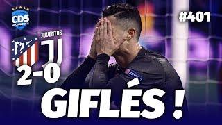 🚨 DIRECT : ATLETICO vs JUVENTUS (2-0) / LIGUE DES CHAMPIONS - DEBRIEF #401 - #CD5