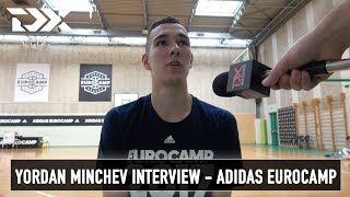 Yordan Minchev Interview - Adidas Eurocamp