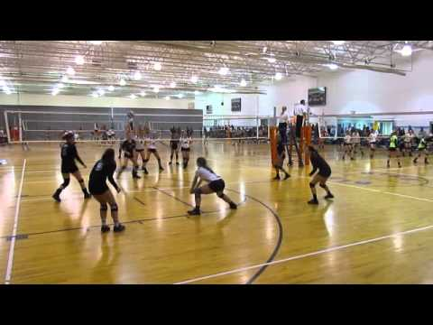 Caitey Sosnowski – 2013/2014 High School/Club Highlights