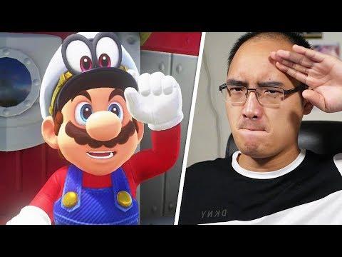 CAPITAINE MARIO ! | Super Mario Odyssey #2
