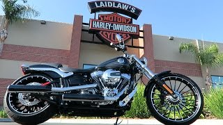 5. 2017 Harley-Davidson Softail Breakout (FXSB)│Review and Test Ride