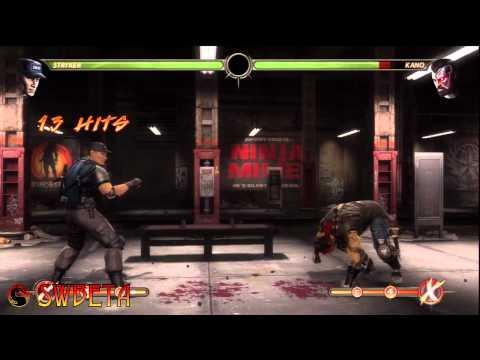 Mortal Kombat #14
