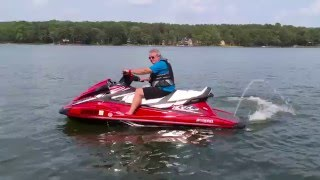 8. 2016 Boat Buyers Guide: Yamaha VX Limited