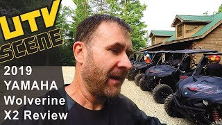 10. Yamaha Wolverine X2 Review