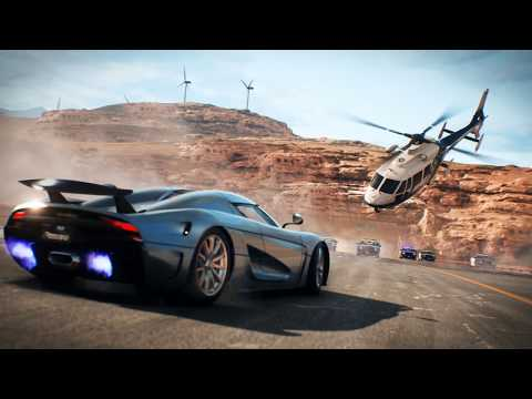 Поиграл в Need for Speed Payback - The Run плюс открытый мир