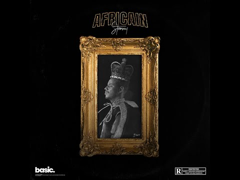 STORMY - AFRICAIN (Prod. VBGotHeat) (Lyrics Video)