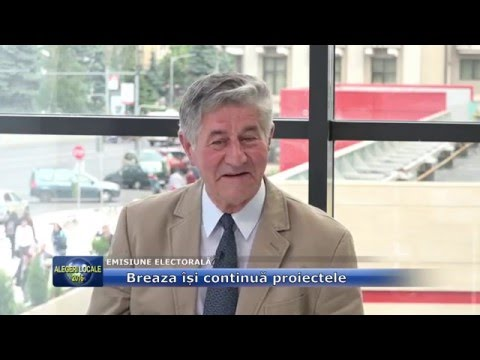 Emisiunea Electorală – 12 mai 2016 – Răzvan Bălășescu