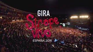 SORPRESAS TECNOLÓGICAS PARA LA GIRA SIROPE DE ALEJANDRO SANZ EN ESPAÑA