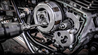 9. HOW TO REPLACE HONDA REBEL CLUTCH [TUTORIAL]