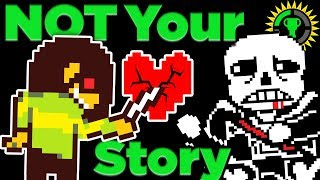 Game Theory: This is NOT Your Story! | The Deltarune Undertale Connection