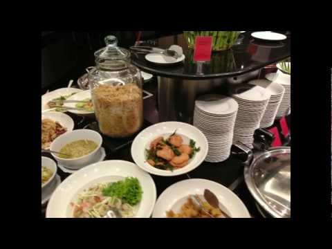 The Legendary Landmark Hotel Buffet – Best Food in Bangkok Thailand