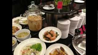 The Legendary Landmark Hotel Buffet - Best Food In Bangkok Thailand
