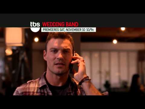 wedding band - Don't miss TBS's newest comedy, Wedding Band - Saturdays at 10|9c! Delivering equal parts comedy and heart, WEDDING BAND centers on the bromance between four...
